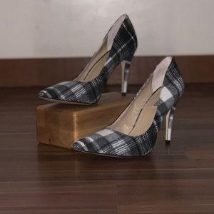 Black and white, BCBGeneration heels